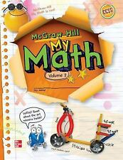 My Math, Vol. 2, Grade 3 (ELEMENTARY MATH CONNECTS) (BRAND NEW )