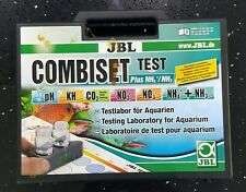 JBL Test Combi Set Plus NH4 Aquarium Water Value Test Set pH, KH, NO2, NO3