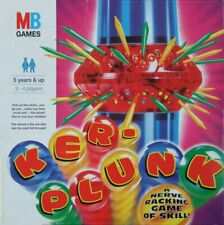 1996 KER-PLUNK BY MB GAMES 100% Complete.IN GOOD CONDITION