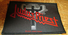 Judas Priest Collectable Vintage Patch Woven English Picture