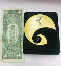 The Nightmare Before Christmas Jack Skellington  Zipper Wallet tri fold