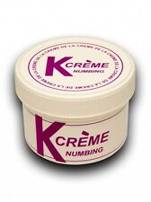 K CREME NUMBING Hand/Fist/Toy Lubricant Fisting Lube Anal 150ml NEW !!!