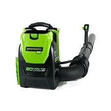 Greenworks Pro 80V 145 Mph - 580 Cfm Cordless Backpack Blower, Battery Not Incl