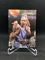 1998 Impulse Vince Carter Rookie All American National Card Gold Promo 2152/5000