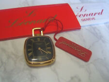 BEAUTIFUL NOS 1970'S SWISS LEONARD P MANUAL POCKET WATCH             *6649
