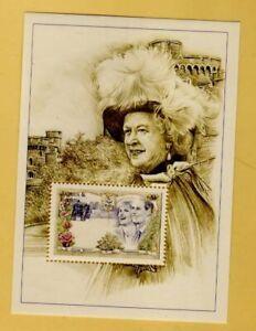 Antigua 2269 Souvenir Sheet for Prince Edward Wedding Mint Never Hinged
