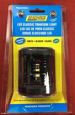 TRANSOM STERN LIGHT WHITE LED CLASSIC MARINE BOAT SEACHOICE 03231