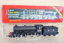 HORNBY R150 LNER NE BLACK 4-6-0 CLASS B12/3 LOCO 7476 BOXED nf