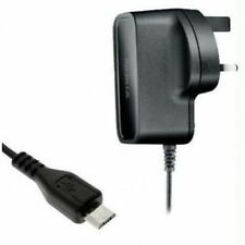 GENUINE NOKIA UK MAINS CHARGER 3 PIN Micro USB For Nokia/Microsoft Models