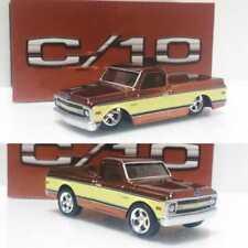 Rlc/Chevrolet C10/Truck/Height Adjustable/Hot Wheels/Red Line Club