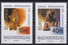 CEPT 1992/ Ungarn MiNr 4195/96 **