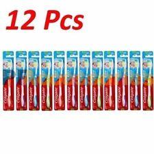 12 Pcs Colgate Extra Clean Toothbrush Medium Full Head Bulk Lot Assorted Color