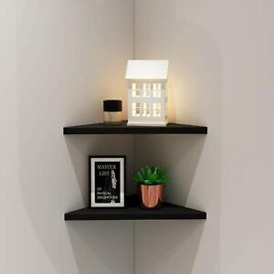 Mueble Esquinero Colgante Estante De Pared Para Casa Sala Cocina Bano modernos