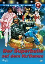 The Super Bull on the Ku 'damm (DVD & New & OVP) Tomas Milian is Tony Saracen