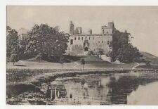 Linlithgow Palace & Loch From East Vintage Postcard  200a