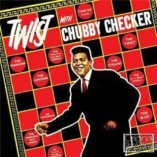 TWIST WITH CHUBBY CHECKER (NEW SEALED CD) ORIGINAL RECORDING