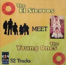 THE EL SIERROS MEET THE YOUNG ONES - 32 Doowop Tracks on CBR #1119