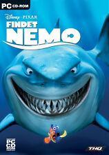Findet Nemo Action-Game (PC/Mac, 2003, DVD-Box)