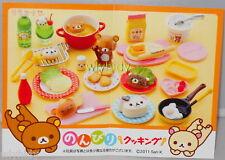 Miniatures Rilakkuma Kitchen Box Set - Re-ment  , #9ok