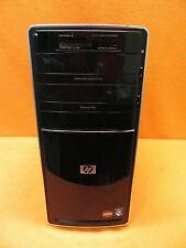 HP Pavilion P6000 Desktop w/ AMD Athlon II X4 2.80GHz 4GB RAM 250GB HDD *Tested*