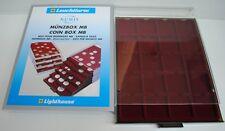 Médaillier 20 compartiments carrés jusqu'à 50 mm ø - Réf   310511