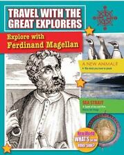 Explore with Ferdinand Magellan (Paperback or Softback)