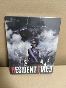 Resident Evil 3 - Steelbook - Custom - Neu/new - NO GAME - kein Spiel