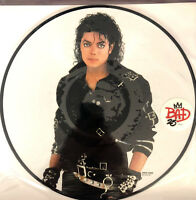 Michael Jackson ‎LP Bad 25 - Picture Disc - Europe (M/M - Scellé / Sealed)