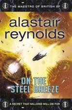 On the Steel Breeze,Alastair Reynolds, Dominic Harman