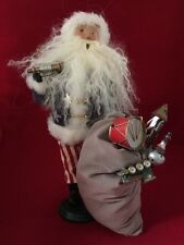 Byers Choice Retired 2002 Civil War Santa