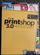 THE PRINT SHOP 3.0  PROFESSIONAL (pc, 2010) *NEW
