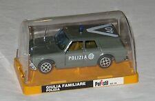 ALFA ROMEO GIULIA FAMILIARE SW POLIZIA - POLISTIL AE. 19 - A E 19  1/43 MINT/BOX