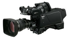 "NEW Panasonic AK-HC3800 SMPTE Fiber 2.2MP 16-bit 1080p 2/3"" Studio Camera 1080i"