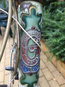 Vintage Goricke bicycle