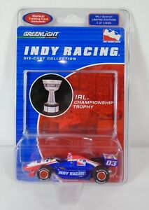 2003 Indy Racing 1:64 Event Die-Cast IndyCar Limited Edition