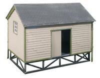 Wills SS63 OO Gauge Timber Goods Yard Store Kit