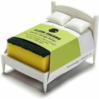 Kitchen Sponge Holder Sponge Washer Bed Shelf Innovative Sink Storage Fun D1F2