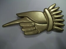 More details for harry potter inspired directional gold hand prop