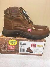 """Womens Tony Lama 5"""" Steel Toe Waterproof work boots size 11B"""