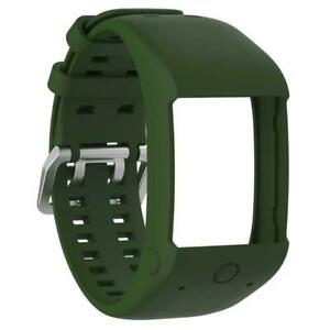 New Silicone Watch Band Wristband Bracelet Replacement For Polar M600 GPS Watch