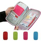 Portable Travel Passport ID Credit Card Holder Cash Wallet Bag Organizer Useful