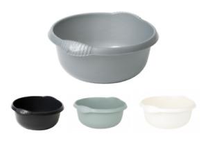 Wham Round Colorful Plastic Washing Up Bowl Kitchen Basin Sink 36cm