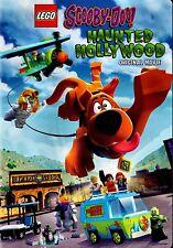 NEW  DVD - LEGO - SCOOBY DOO - HAUNTED HOLLYWOOD - ORIGINAL FULL LENGTH MOVIE