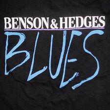 vtg Benson & Hedges Blues T-Shirt XL Music Festival Concert Cigarette Tobacco