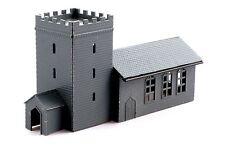 Church with Porch - Kestrel Design GMKD04 - N building plastic kit - free post