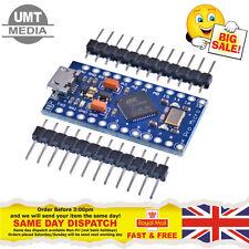 Leonardo Pro Micro Arduino ATMEGA32U4 5V 16MHz Compatible Board Free Pins