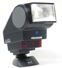 Cullmann 34 AF/C TTL Motorzoom Aufsteckblitz für Canon analog vom Fachhändler