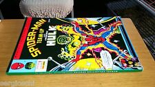 MARVEL COLLECTION SPECIAL-SPIDERMAN TEAM UP # 2 di 2-L'INCREDIBILE HULK- WW5