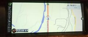 "11-16 BMW 528i 535i 550i M5 (F10) 10"" DASH RADIO GPS DISPLAY SCREEN (1-PLUG NBT)"