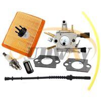 Carburateur et Filtre à Air pour STIHL FS120 FS200 FS202 TS200 FS250 FS300 FS350